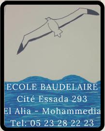 ECOLE BAUDELAIRE PRIVEE MOHAMMEDIA